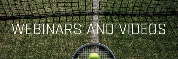 Tennis videos